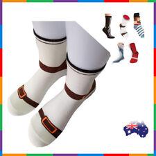 Sandal Men Women Silly Sock Sneaker Socks Cotton Shoe Trainer Novelty