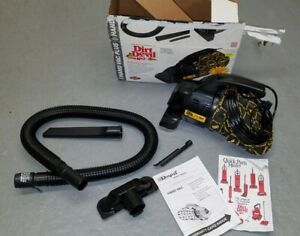 Dirt Devil Royal Series 500 Corded Hand portable Vacuum 25' Corded IN BOX!