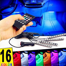 48 LED Car Charge Interior Accessories Floor Decorative Atmosphere Lamp Light