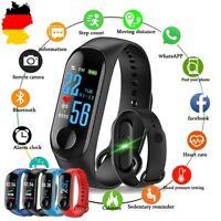 ✅ Smart Watch Amoled Bluetooth 5.0 Sport Blutdruck Monitor Armband M3 Pro ✅