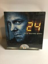 24 DVD Board Game Brand New Sealed 2006 Teens and adults