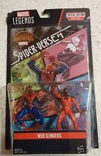 NEW!Marvel Legends Spider-Verse #1 Web Slingers Action Figures, SPECIAL EDITION!