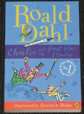 Children's Book 'CHARLIE AND THE GREAT GLASS ELEVATOR' Roald Dahl (P/back 2007)