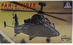 Italeri 1/72 Pah-2 Tiger Attack Helicopter 196