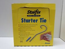Ancon Staifix Stainless Steel Wall Ties Pack Of 100