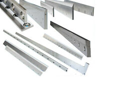 """New 10' x 3/8"""" Metal Guillotine Blades Compatable with Pearson Shear"""