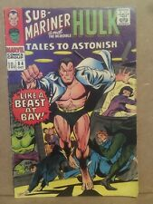 Marvel Comics Tales To Astonish #84 October 1966