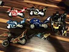 Mighty Morphin Power Rangers Cycle Lot