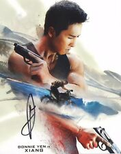 Donnie Yen Xiang xXx Return Of Xander Cage Signed 8x10 Photo Proof COA Look