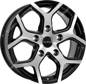 """Alloy Wheels 18"""" For Vauxhall Vivaro Commercially Rated 950kg Bp Cobra 5x118"""