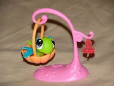 Littlest Pet Shop 598 Lime Green Dragon Fly Dragonfly