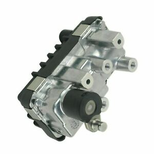 Turbo Electronic Actuator G-62 6NW 009 483 for Land Rover Freelander II 2.2 TD4
