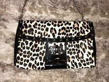 WHITE HOUSE BLACK MARKET CHETAH PURSE