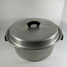 Vintage WEAR EVER 5 qt. Stock Pot Dutch Oven No. 1294 Made In The USA.