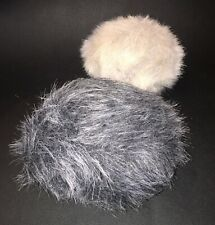 [RARE] Screen-Used Prop Tribble Set from STAR TREK: DEEP SPACE NINE