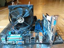 ASUS/AMD Populated motherboard