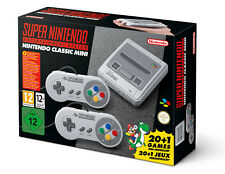 Nintendo Classic SNES mini NUEVA Y PRECINTADA