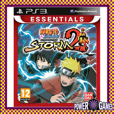 Naruto Shippuden Ultimate Ninja Storm 2 Essentials PS3 (Sony PlayStation 3) BN