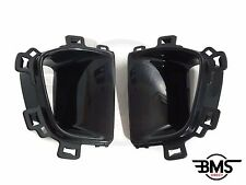 New BMW MINI JCW LCI Front Bumper Brake Air Channel Cover Set X2 R55 R56 R57