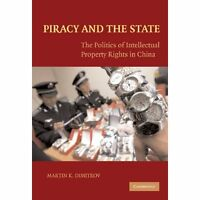 Piracy State by Martin Dimitrov. Hardcover 9780521897310 Cond=LN:NSD