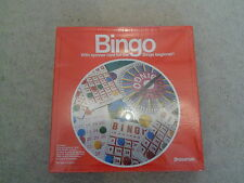 Board Games/Traditional Games, Usa, Bingo with spinner card for Bingo beginner!