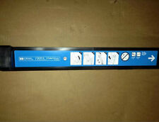Used HP OEM Genuine CB381A Cyan Toner HP  CM6040 78