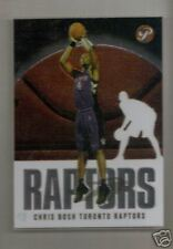 Chris Bosh 03-04 Topps Pristine RC #110 Rookie Raptors
