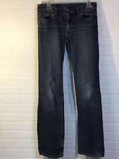 MICHAEL KORS  Denim Jeans LONG stretch Womens size 6  32 x 33      405