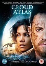, Cloud Atlas [DVD] [2013], Like New, DVD
