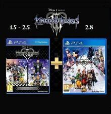 BUNDLE KINGDOM HEARTS HD 1.5 + 2.5 + 2.8 FINAL CHAPTER PROLOGUE VIDEOGIOCO PS4