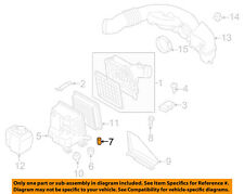SUBARU OEM 05-16 Legacy Air Cleaner Intake-Lower Case Spacer 46083AG00A9E