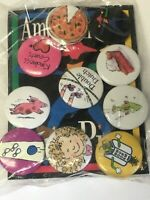 10 American Girl Grin Pins Pleasant Company Retired