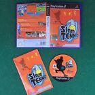 (PS2) SLAM TENNIS (ITA 2002) PlayStation 2 + Manuale Libretto Gioco Game