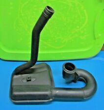 Montesa 330 Cota 61M NOS Exhaust System Muffler Collector Head p/n 5160.038.04