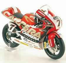 IXO APRILIA 250 #7 TEAM LCR R.DE PUNIET MOTO BIKE MODELISMO SCALE 1:24 NEW OVP