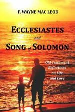 Light to My Path Devotional Commentary: Ecclesiastes and Song of Solomon :...