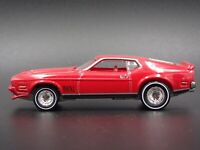 1971 71 MUSTANG MACH 1 JAMES BOND 007 FASTBACK RARE 1/64 SCALE DIECAST MODEL CAR