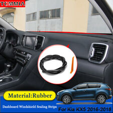 Dust Proof Anti-Noise Car Dashboard Windshield Sealing Strips For Kia KX5 2016+