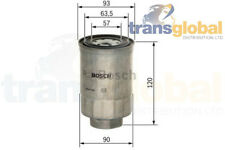 Engine Fuel Filter Suitable for Various Vehicles  - Bosch - N2063