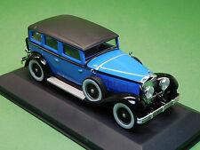 Minerva AL 1930 Altaya Ixo 1:43 Modellauto Modellfahrzeug