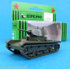 Premo Minitanks H0 1209 PANZER T-26 1937 WWII Rote Armee HO 1:87 OVP SU Roco