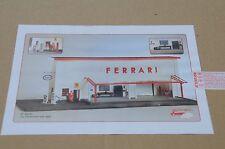 Exoto 43 Hi-Tech / Ferrari Prep & Service Facility / 1:43 Garage / #EHT00001