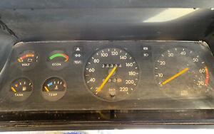 Opel Manta B  GT/E Tachoeinheit Instrumente Tacho