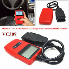 EOBD OBDII Car Scanner Code Reader Universal Engine Diagnostic Reset Tool VC309
