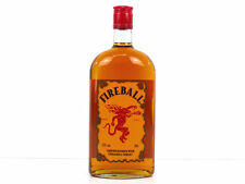 2 Flaschen Fireball Whisky Zimt Likör 33 Vol. A 0 7l Cinamon Kanada