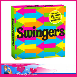 Swingers Game Adults Only Games Swinging Parties Interactive Game Erotic Naughty