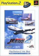 USED Jet de Go! 2 (PlayStation2 the Best) Japan Import PS2