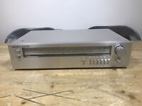 Vintage Sony ST-242L Stereo Tuner