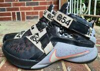 Nike Lebron Soldier IX LMTD Basketball Shoes Mens Quai 54 Size 11.5 810813-015