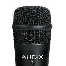 Audix F5 Dynamic Instrument Microphone w/ Clip